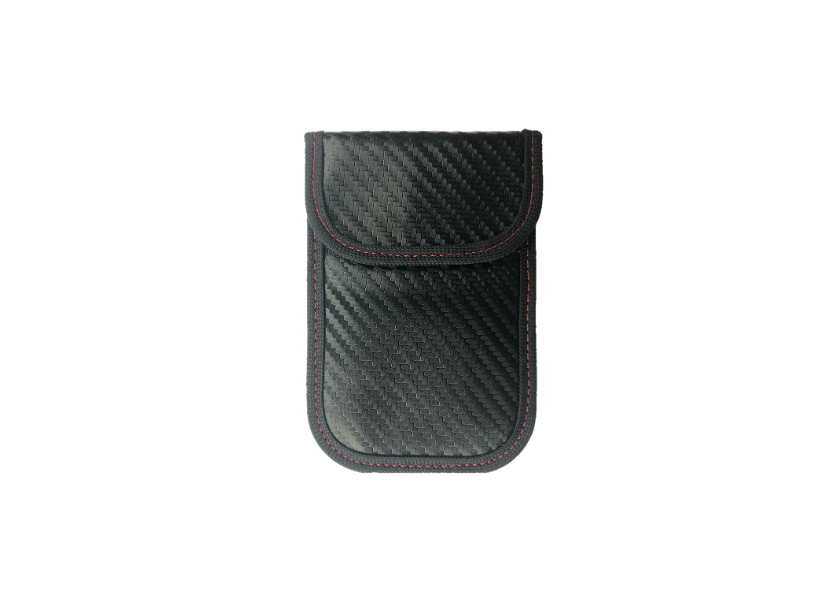 1 x SmartKey Guard Carbon Zwart